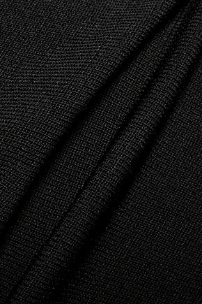 SACHIN & BABI Hilary wrap-effect stretch-knit top