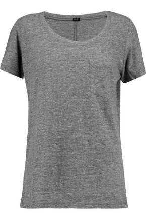 MONROW Stretch-jersey T-shirt