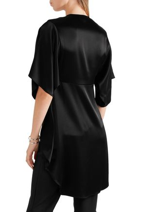 HALSTON HERITAGE Satin top