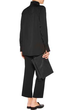 BY MALENE BIRGER Bianka crepe de chine blouse