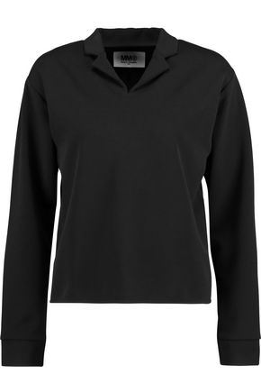 MM6 by MAISON MARGIELA Stretch-twill top