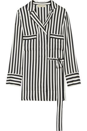 BY MALENE BIRGER Lanfi striped satin blouse