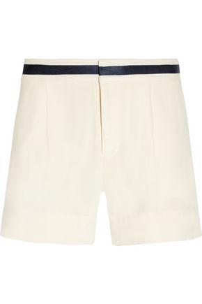 TOTÊME Nairobi silk shorts