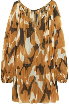 LENNY NIEMEYER Printed georgette dress