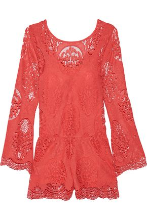 TART COLLECTIONS Shaelynn lace playsuit