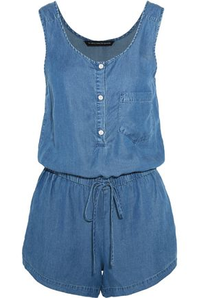 W118 by WALTER BAKER Jessie chambray playsuit