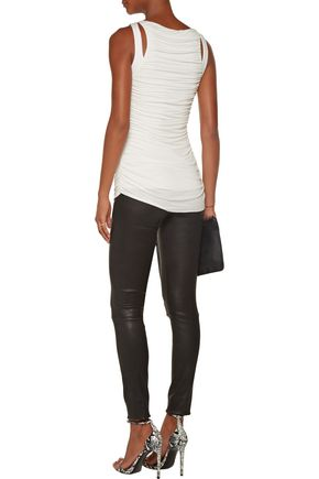 BAILEY 44 Parvati ruched stretch-jersey top