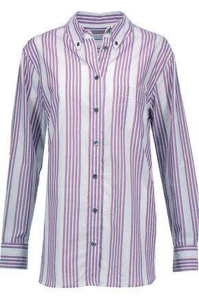 EQUIPMENT Marguax striped cotton shirt