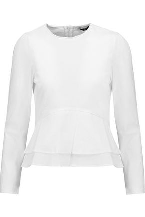 W118 by WALTER BAKER Mack cotton-poplin top