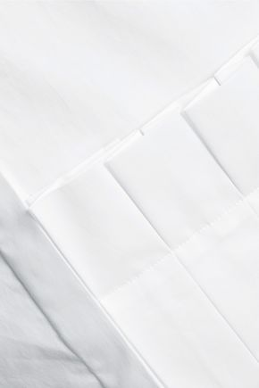 DKNY Cotton-poplin top