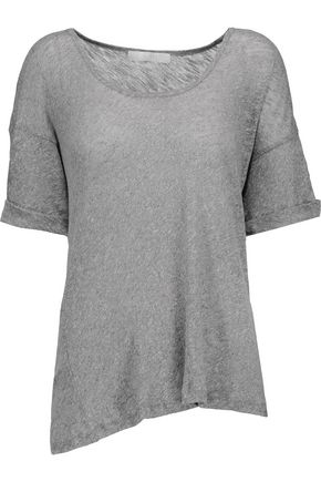 KAIN LABEL Sunny marled stretch-jersey T-shirt