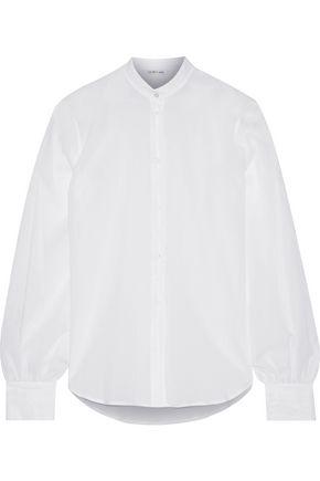 HELMUT LANG Cotton-voile blouse