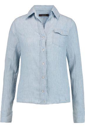 J BRAND Edith linen shirt
