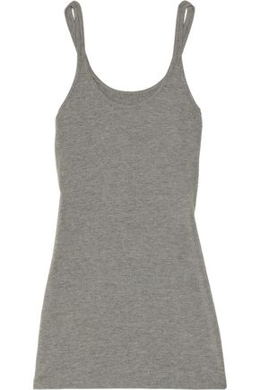 T by ALEXANDER WANG Stretch-modal jersey tank