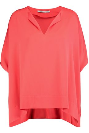 DIANE VON FURSTENBERG Kora stretch-silk top