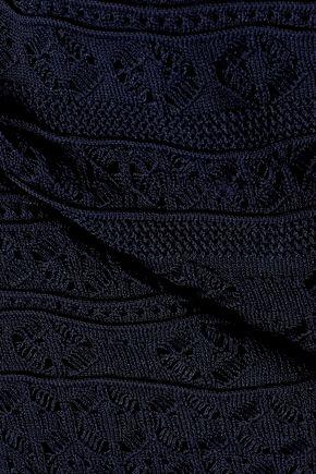 DIANE VON FURSTENBERG Pennie crocheted top