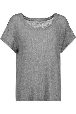 RTA Jade slub stretch-jersey T-shirt