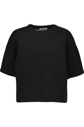 T by ALEXANDER WANG Scuba neoprene sweater