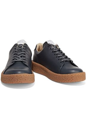 EYTYS Ace leather platform sneakers