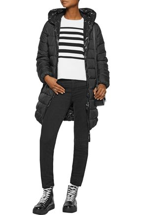 EYTYS Kibo faux fur-lined leather platform sneakers