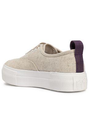 EYTYS Mother suede platform sneakers