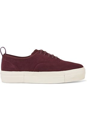 EYTYS Mother suede platform sneakers