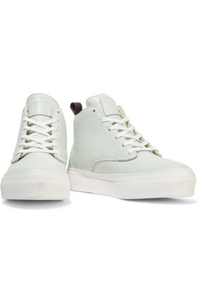 EYTYS Odyssey leather platform sneakers