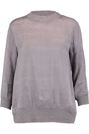 RTA Angeline silk top