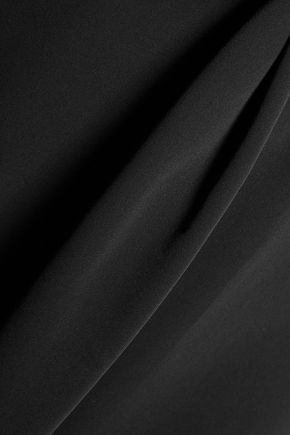 ZIMMERMANN Baton silk chiffon-trimmed crepe de chine tunic