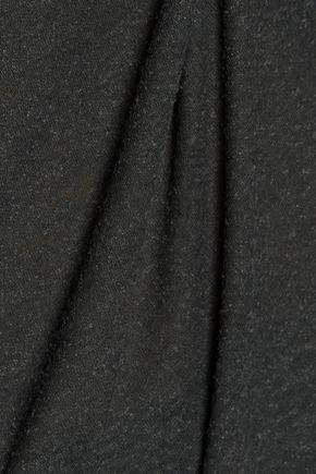 T by ALEXANDER WANG Slub jersey top