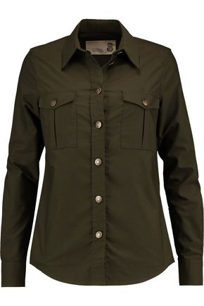 8 Cotton-twill shirt