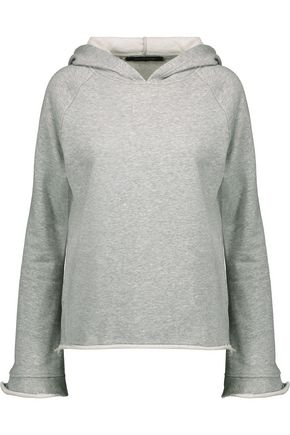 W118 by WALTER BAKER Chase cotton-blend hooded top