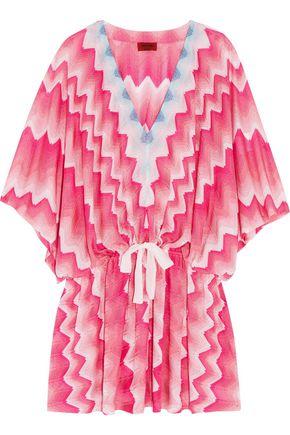 MISSONI Crochet-knit kaftan