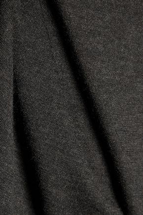 BRUNELLO CUCINELLI Cashmere and silk-blend top