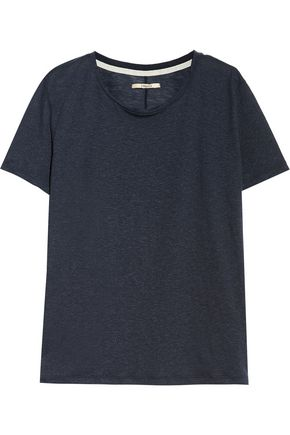 J BRAND Kiki slub jersey T-shirt