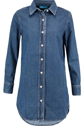 M.I.H JEANS Oversized denim shirt