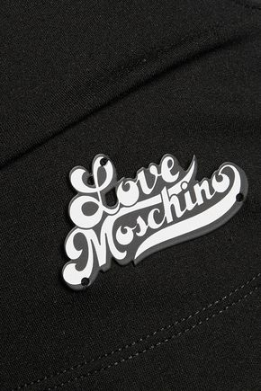LOVE MOSCHINO Stretch-jersey tank