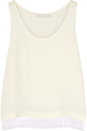 KAIN LABEL Margot crepe de chine top