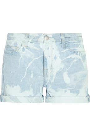 CURRENT/ELLIOTT The Boyfriend™ denim shorts