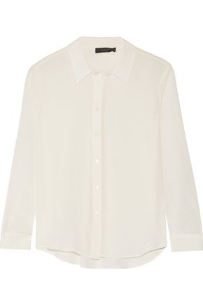 BELSTAFF Whitley silk shirt
