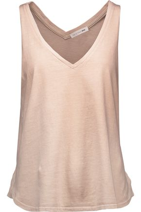 RAG & BONE Audrey cotton-jersey tank