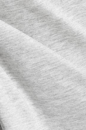T by ALEXANDER WANG Marled jersey T-shirt