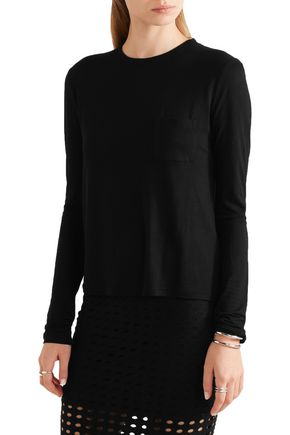 T by ALEXANDER WANG Jersey top