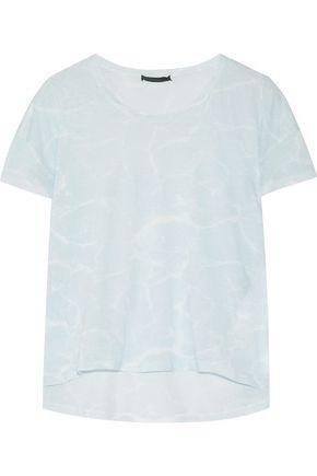 BELSTAFF Alisma tie-dye slub cotton T-shirt