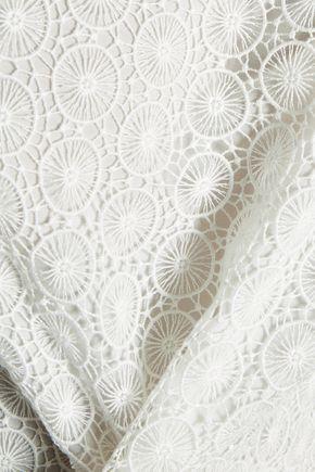 DIANE VON FURSTENBERG Brylee lace top
