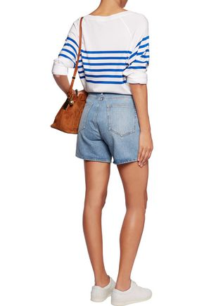 M.I.H JEANS Jeanne denim shorts