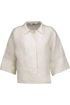 VALENTINO Linen top