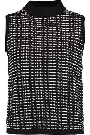 M MISSONI Cotton-blend top