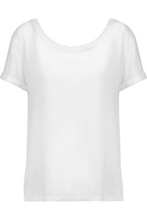 SPLENDID Supima cotton-jersey T-shirt