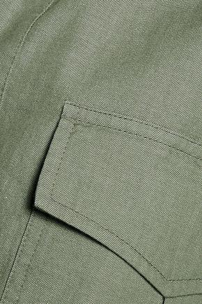 EQUIPMENT FEMME Rory cotton shirt